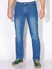 Классические вареные мужские джинсы летние